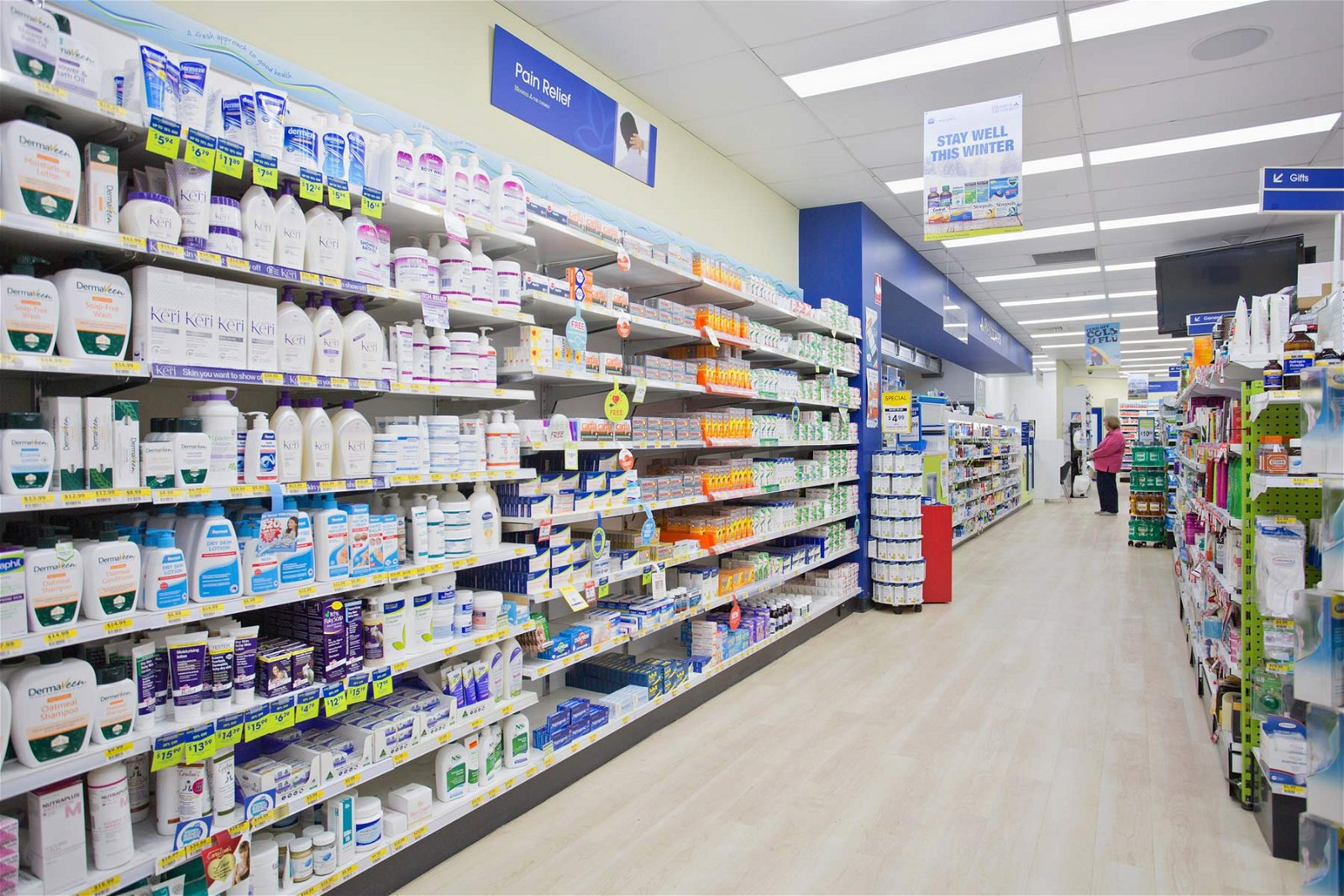 Blooms The Chemist Camden | Pharmacy Fit-Outs | ImpeccaBuild | Sydney (4)