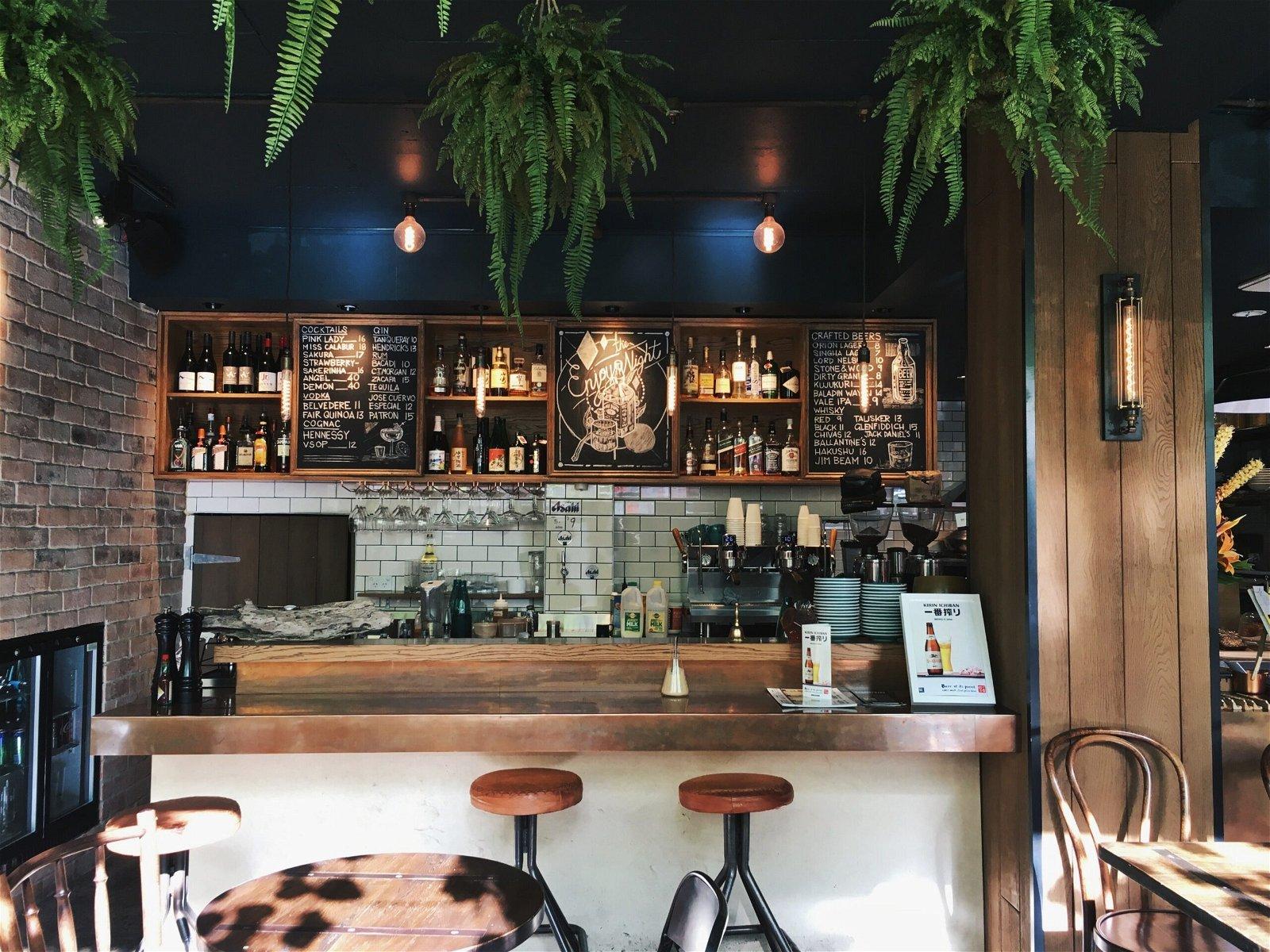 Cafe Design | Coffee Shop Design | Cafe Lighting | ImpeccaBuild (1)