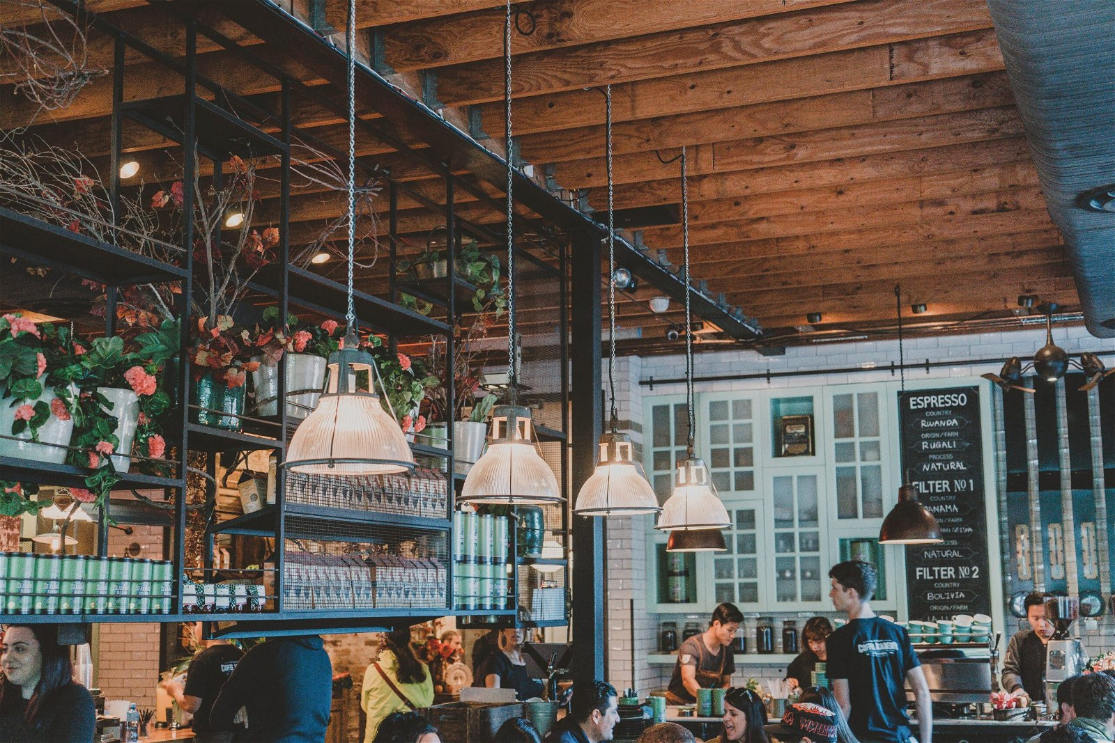 Cafe Design | Coffee Shop Design | Cafe Lighting | ImpeccaBuild (6)