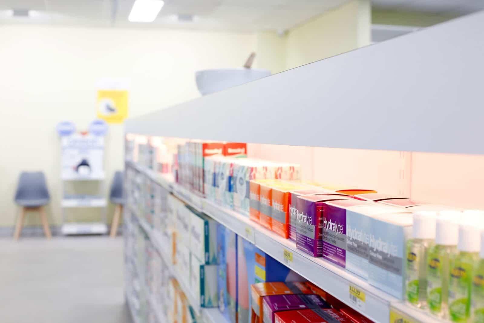 Retail Pharmacy | Design Pharmacy Design | ImpeccaBuild | 4
