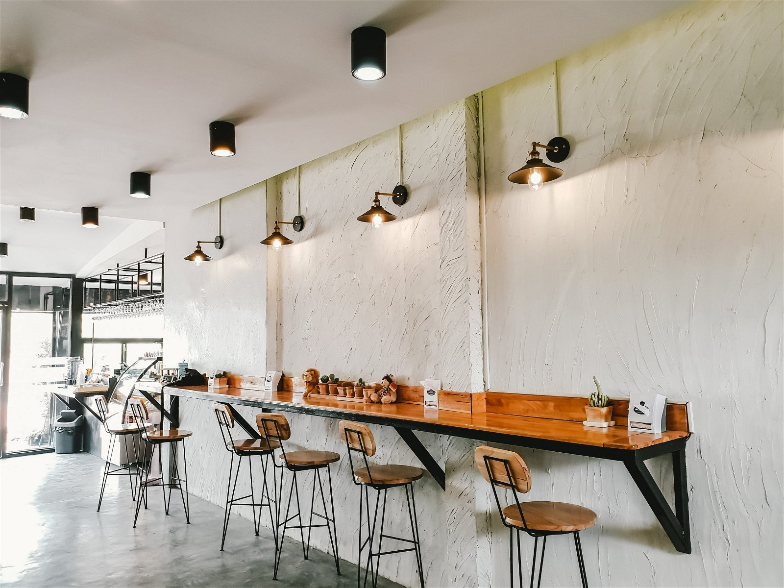 Cafe Interior Design Ideas