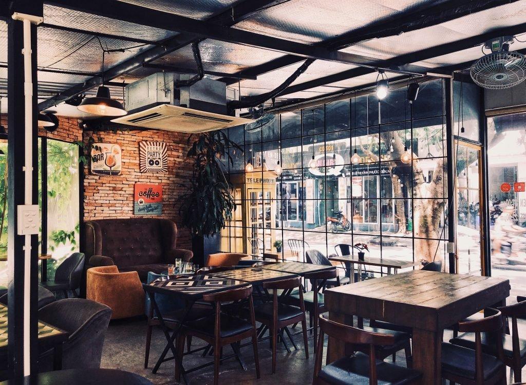 Cafe Theme Ideas | Trendy Cafe Fitout | ImpeccaBuild