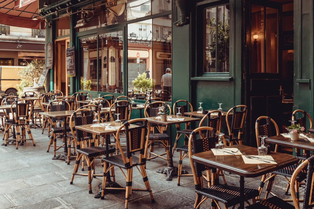 Increase your cafe's seating capacity | ImpeccaBuild